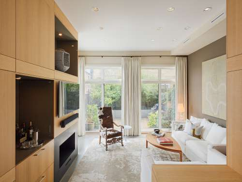 Michael Shannon Designs Interior Designer